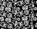 Floral background pattern Royalty Free Stock Image