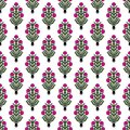 Floral background. seamless pattern with floral motifs. beautiful illustration
