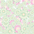 Floral background in soft colors Royalty Free Stock Photo