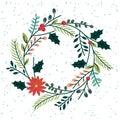 Floral Or Botanical Christmas ...