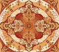 Floral carpet vector Royalty Free Stock Photo