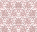 Floral Fine Seamless Pattern