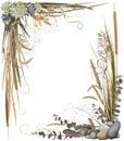 Floral Frame 1