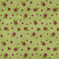 Floral Grunge Paper Royalty Free Stock Images