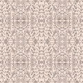 Floral pattern seamless vintage natural style Royalty Free Stock Image