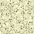 Floral pattern, vector Stock Photography