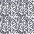 Floral pattern vector illustration