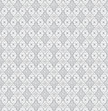 Floral seamless background abstract white and white floral geometric seamless texture vector textile tile pattern on light Royalty Free Stock Images