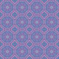 Floral seamless ornament pattern can be used for wallpaper pattern fills web page background surface textures Royalty Free Stock Photography