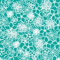 Floral seamless pattern background spring vector illustration Royalty Free Stock Photo