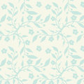 Floral seamless pattern cute romantic Royalty Free Stock Photo