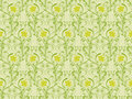 Floral seamless pattern, vecto Stock Photos