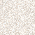 Floral seamless royal wallpaper Stock Photos