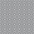 Floral seamless texture abstract grey floral geometric seamless texture vector background textile tile pattern on light ornament Stock Images