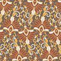 Floral Vector Seamless Pattern...