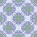Floral vector seamless pattern in soft colors Royalty Free Stock Photo