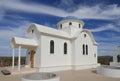 Florence, Arizona: St. Anthony`s Greek Orthodox Monastery - St. Elijah Chapel Royalty Free Stock Photo
