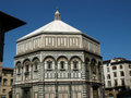 Florence - Baptistery Stock Photo