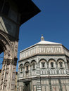 Florence - Baptistery Stock Photos