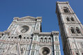 Florence, The Basilica di Santa Maria del Fiore Royalty Free Stock Photos