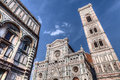 Florence cathedral the saint mary of the flower italian basilica di santa maria del fiore the main church of italy Stock Image