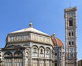 Florence Dome and Campanile, Italy Royalty Free Stock Image