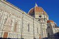 Florence, Duomo Santa Maria Del Fiore Royalty Free Stock Photo