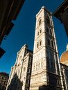 Florence italy santa maria del flore cathedral Stock Photo