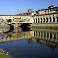 Florence - Ponte Vecchio Royalty Free Stock Photo