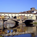 Florence - Ponte Vecchio Stock Photo
