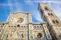 Florence Santa Maria del Fiore Cathedral Royalty Free Stock Photo