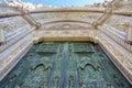 Florence, Santa Maria Del Fiore entrance Royalty Free Stock Photo