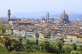 Florence view Royalty Free Stock Images