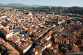 Florence the view on from the dome duomo Royalty Free Stock Photography