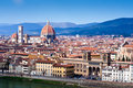 Florence vista Royalty Free Stock Image