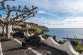Flores lajes das island azores portugal Royalty Free Stock Photo