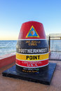 Florida Buoy sign