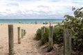 Florida Jensen Beach scenic Royalty Free Stock Photo