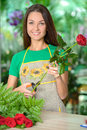 Florists Imagem de Stock Royalty Free