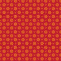 Flourish seamless pattern. Royalty Free Stock Photos