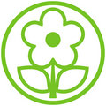 Flower – vector icon Royalty Free Stock Photos