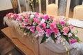 Flower arranging Royalty Free Stock Photo