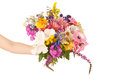 Flower bouquet Royalty Free Stock Photo