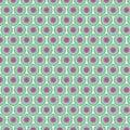 Flower floral pattern background vector illustration design abstract wallpaper Stock Image