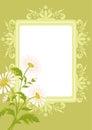 Flower holiday background Royalty Free Stock Photo