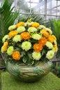 Flower In Object