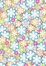 Flower pattern 2 Royalty Free Stock Photo