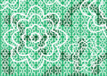 Flower pattern background Royalty Free Stock Photography