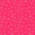 Flower seamless pattern abstract vector with stylized flowers in pink and creamy colors Stock Photography