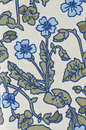 Flower textile pattern Royalty Free Stock Photo